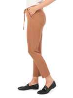 Drawcord Straight Leg Pant (Spice) Hover Image