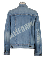 Boyfriend Denim Jacket (Infallible Wash) Hover Image