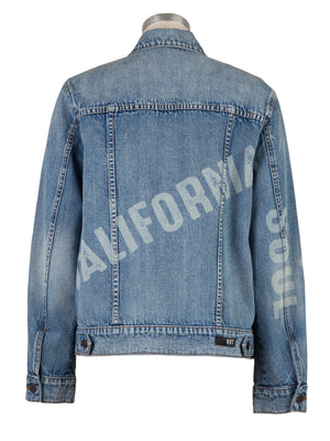 Boyfriend Denim Jacket (Infallible Wash)-New-Final Kut