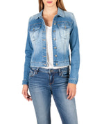 Denim Jacket (Adorn Wash) Main Image