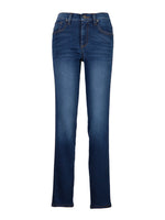 High Rise Fab Ab Relaxed Fit Skinny (Assemble Wash) Main Image