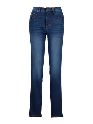 High Rise Fab Ab Relaxed Fit Skinny (Assemble Wash)