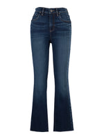 High Rise Relaxed Fit Ankle Flare (Procure Wash) Main Image