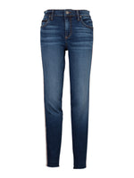 High Rise Ankle Skinny (Adoring Wash) Main Image