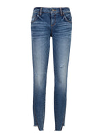 Slim Fit Ankle Skinny (Empire Wash) Main Image