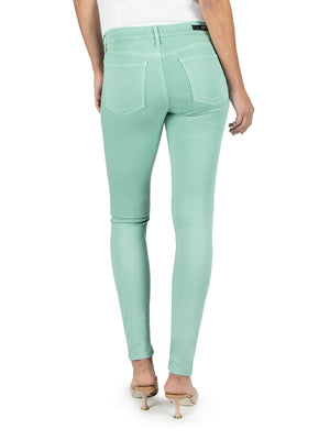 Relaxed Fit Skinny (Pistachio)-New-Final Kut