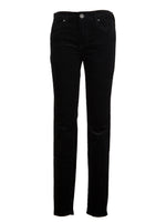 Corduroy Relaxed Fit Skinny (Black) Main Image