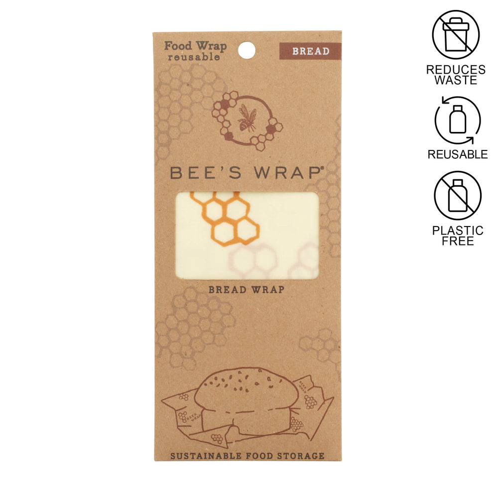 XL beeswax wrap inside packaging