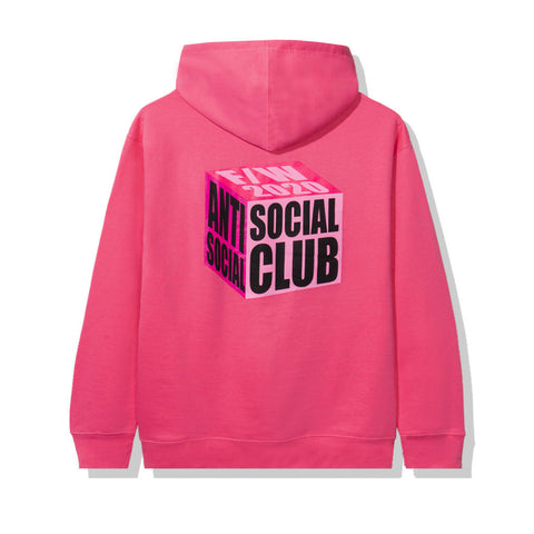 Anti Social Social Club I Wish I Was Wrong Hoodie