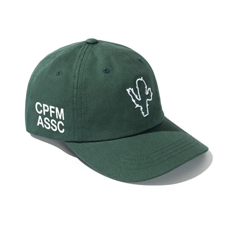 Anti Social Social Club x CPFM Green Cap
