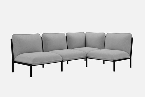 Kumo Modular Corner Sofa Right