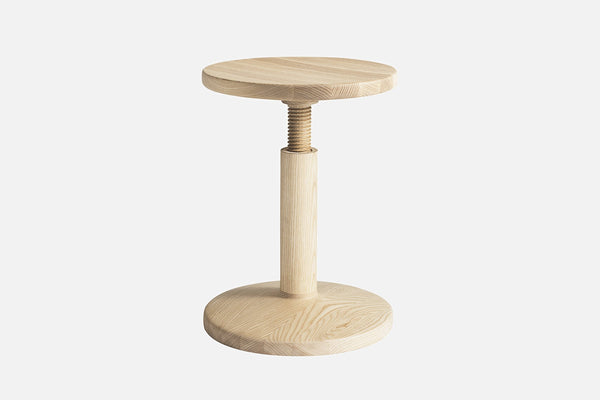 All Wood Stool