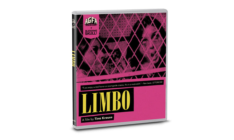 LIMBO (AGFA + Bleeding Skull!) (Blu-ray)