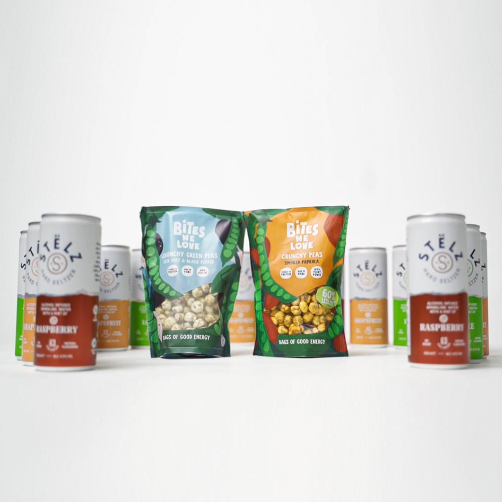 STËLZ Variety 24-pack + 2 gratis Bites We Love