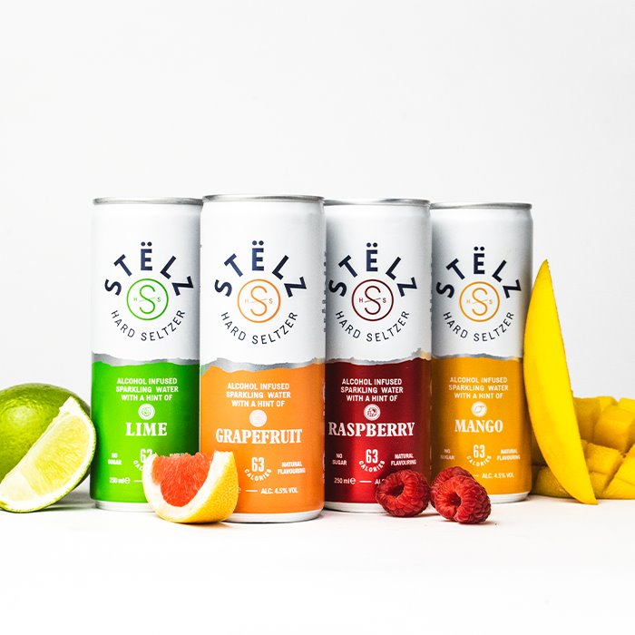 STËLZ Hard Seltzer Variety Packs