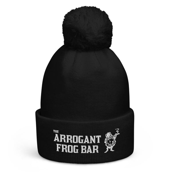 The Arrogant Frog Bar - Beanie