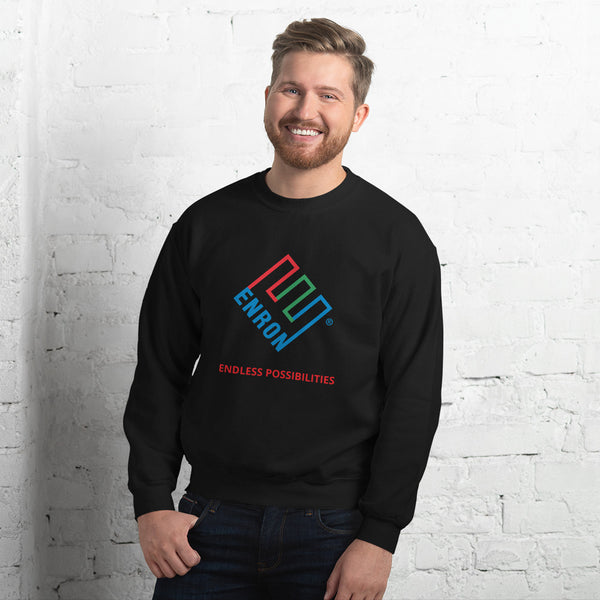 Enron Sweater