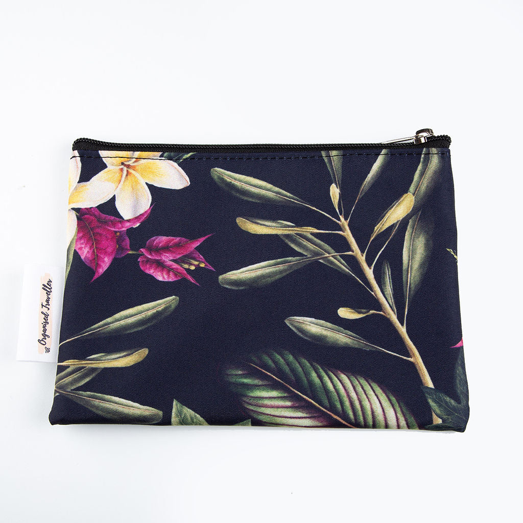 Black Fig Leaf Bag