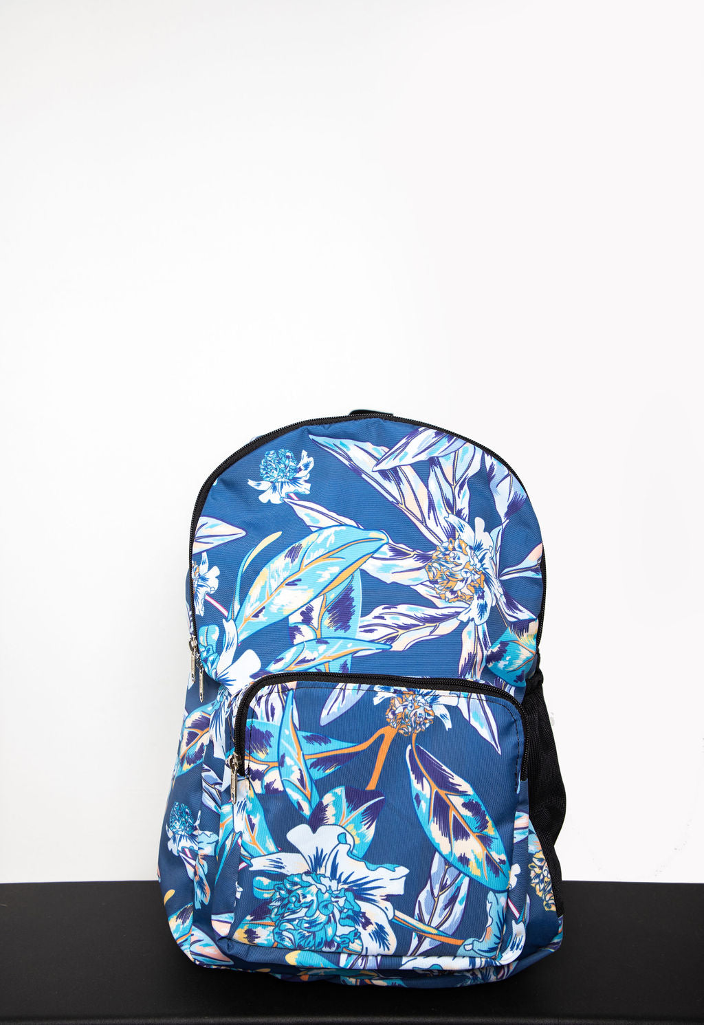 Blue Leaf Carry on Bags