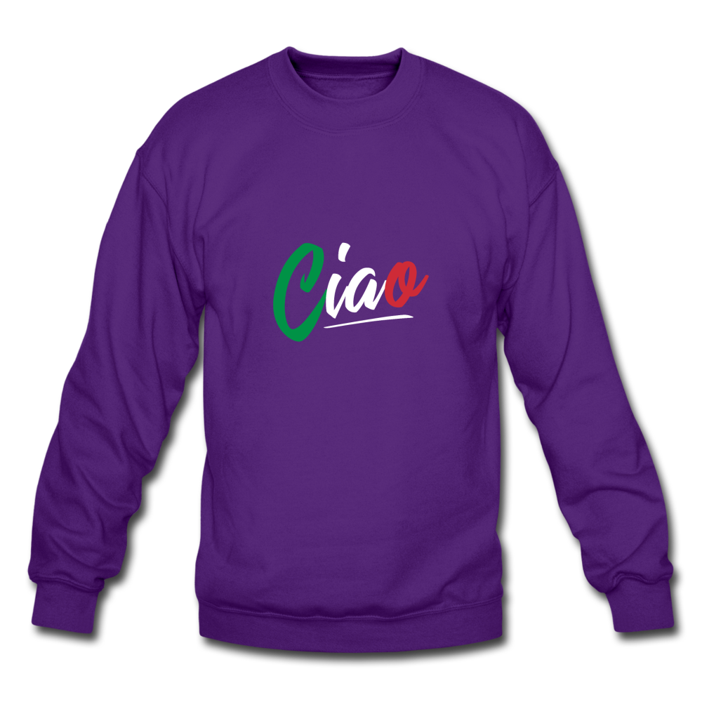Ciao Crewneck Sweatshirt - black