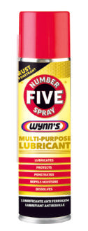 Wynn's Number Five Spray