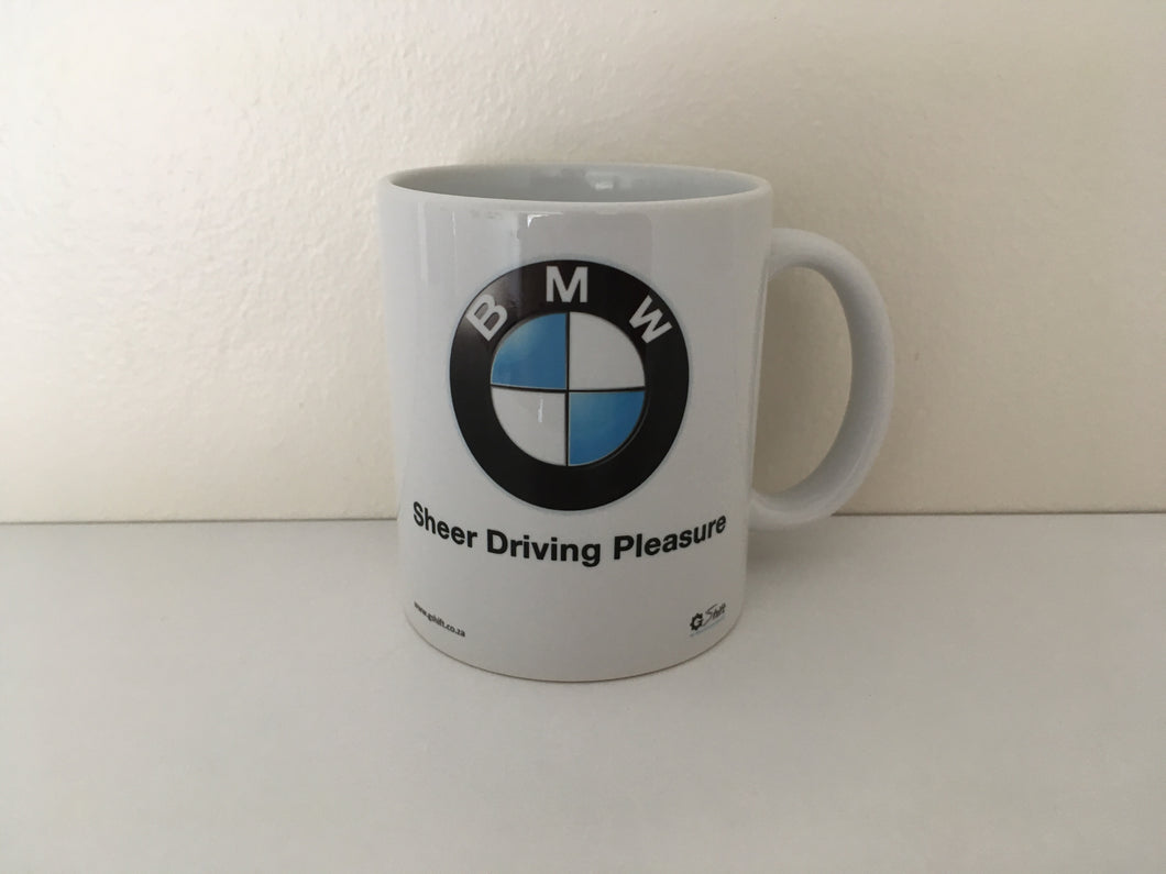Sheer Driving Pleasure Mug (BMW)