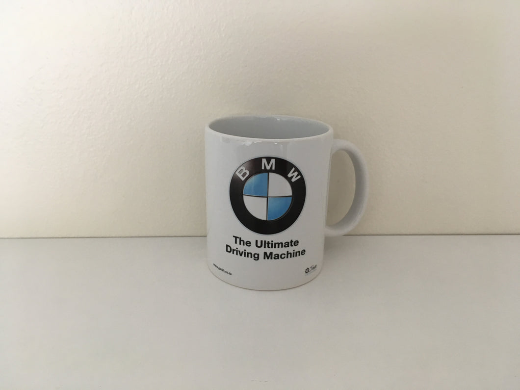 The Ultimate Driving Machine Mug (BMW)