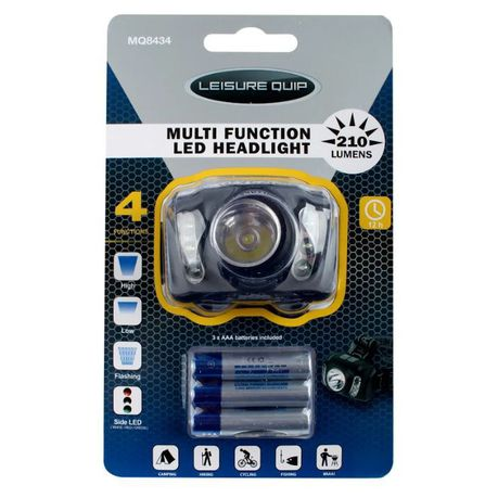 Moto-Quip Multi-Function Headlight
