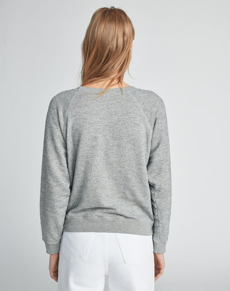 50s Crewneck - Heather Grey