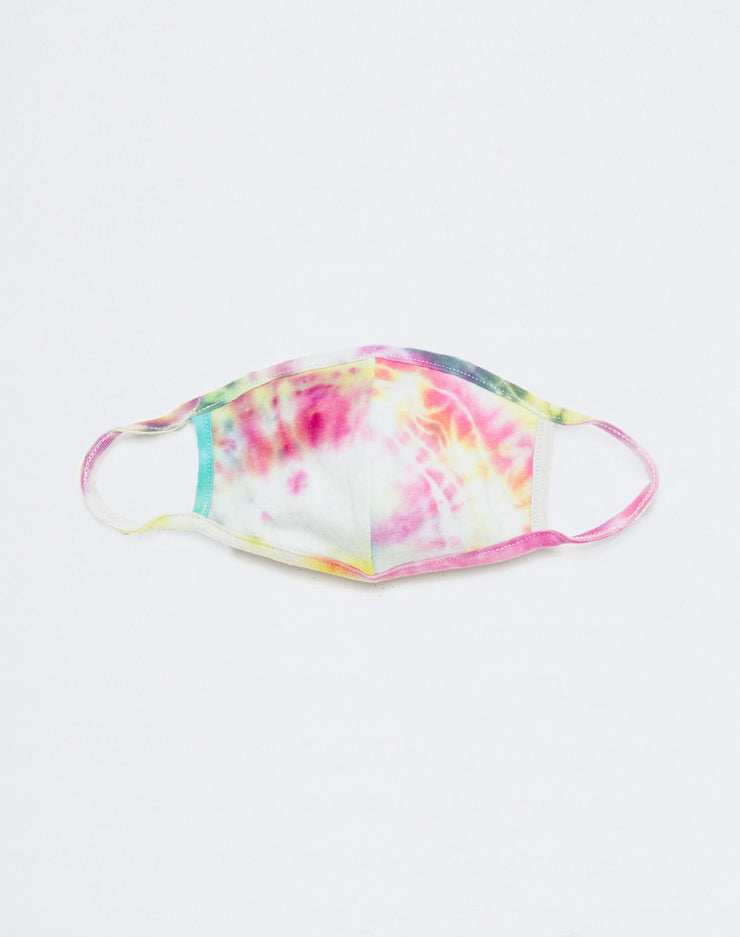 Heritage Cotton Tie Dye Mask - Assorted