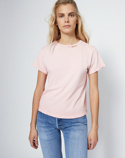 Classic Tee - Sunfaded Blush