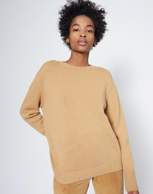 40s Crewneck Sweater by Re/Done