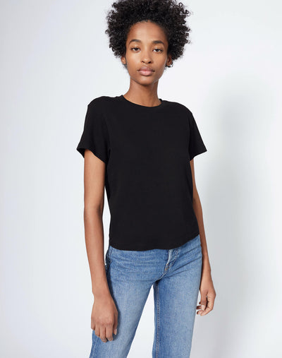 Butter Soft Classic Tee - Black