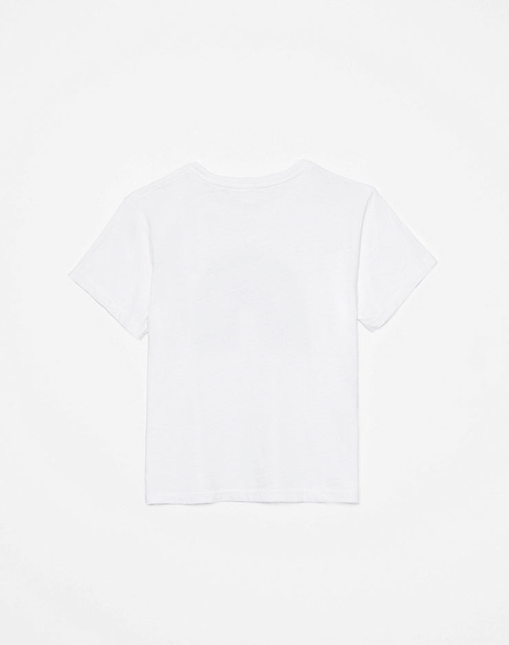 "Classic ""Everest"" Tee - Optic White"