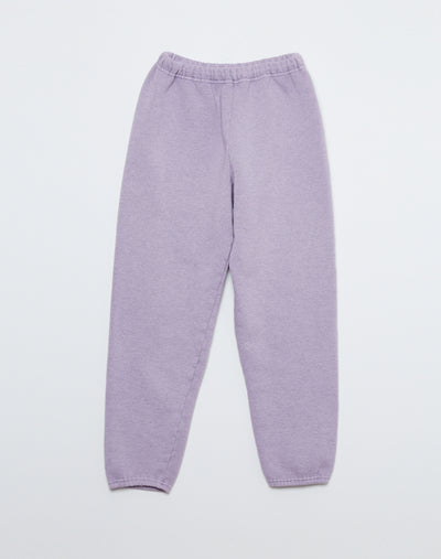 90s Sweatpant - Heather Lilac
