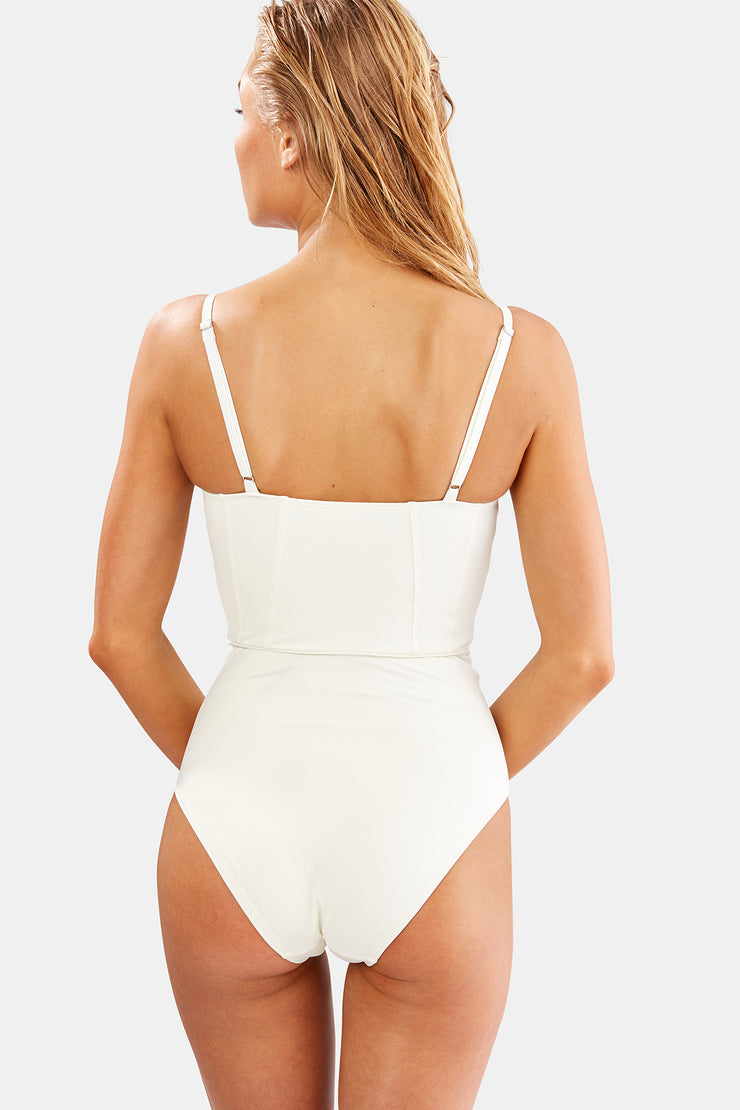 The Hollywood One Piece - White