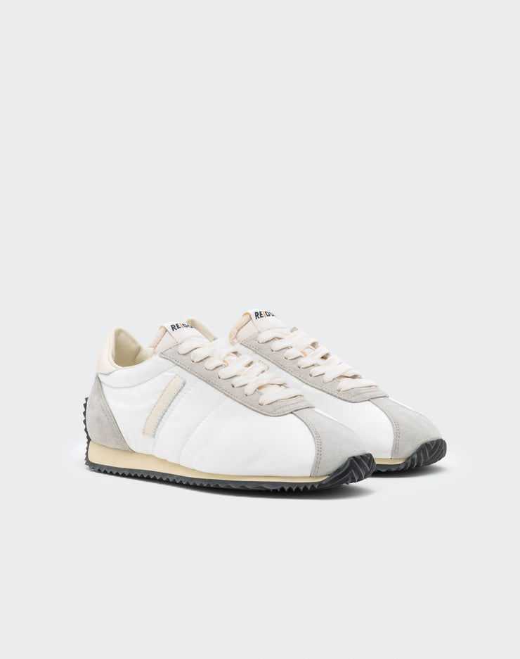 70s Runner Shoe - White