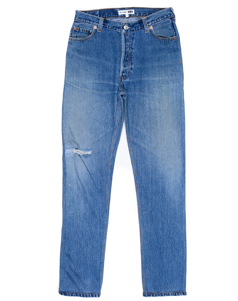 0405d0cf675d5 RE DONE Levi s Denim - Straight Skinny - No. 26SS1130875 – tagged