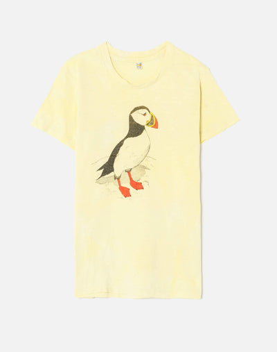 Vintage 1970s Puffin Short Sleeve Tee - #26