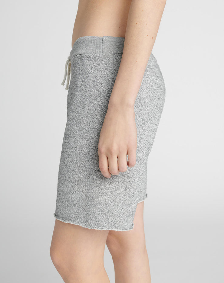 70s Short - Heather Grey