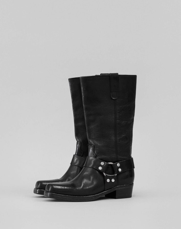 Cavalry Boot - Black