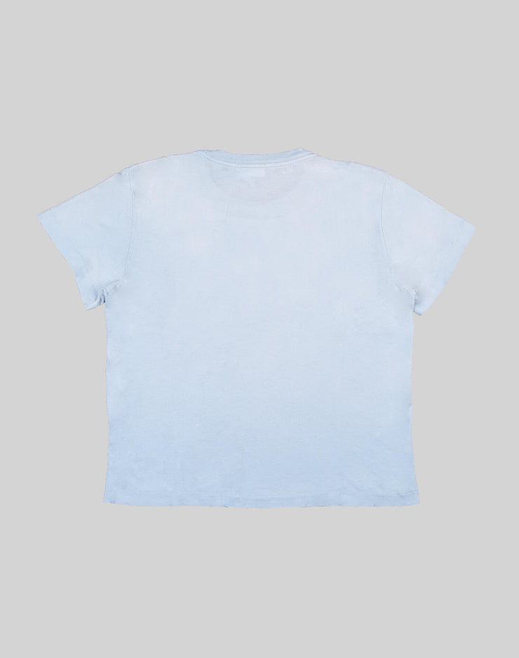 Modern Cotton Classic Tee - Sunfaded Powder Blue