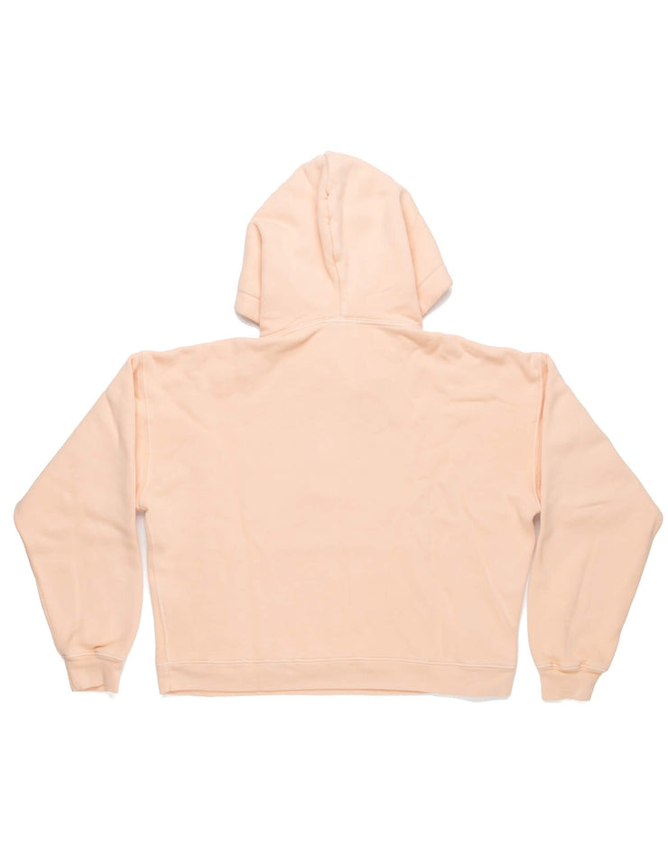 Girl Classic Hoodie | Sunfaded Pink | 012-5WHN1 | 6