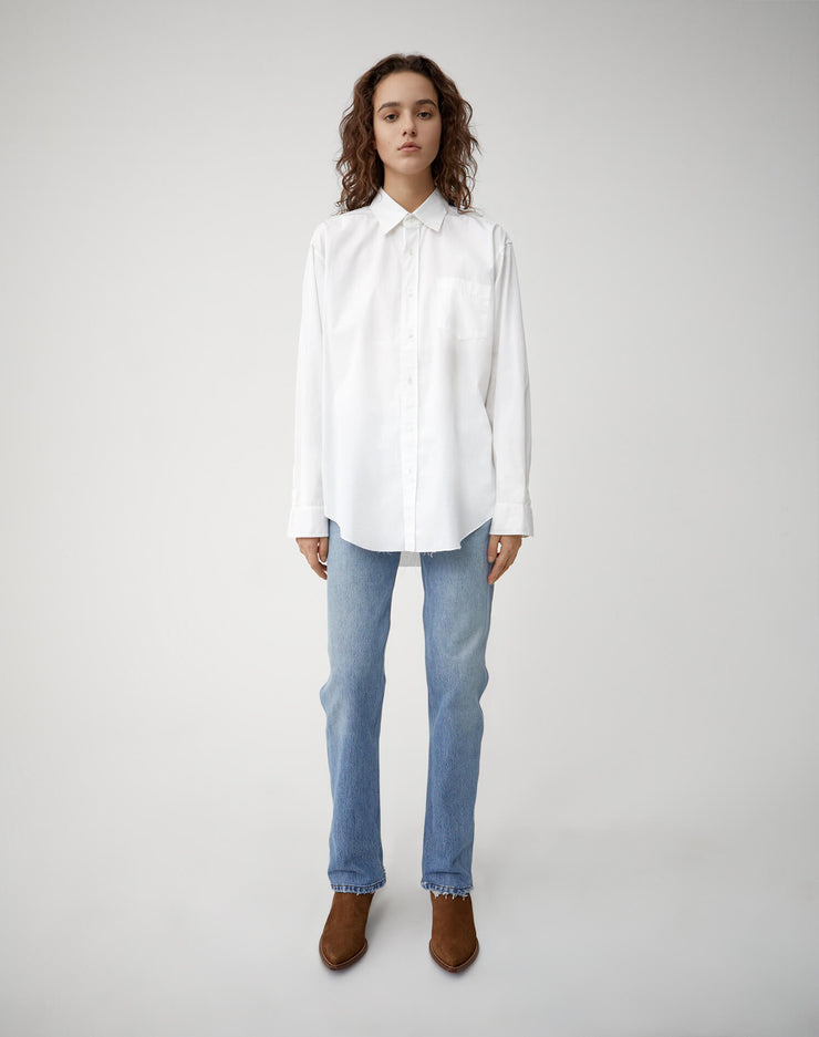 The Classic Shirt - Classic White