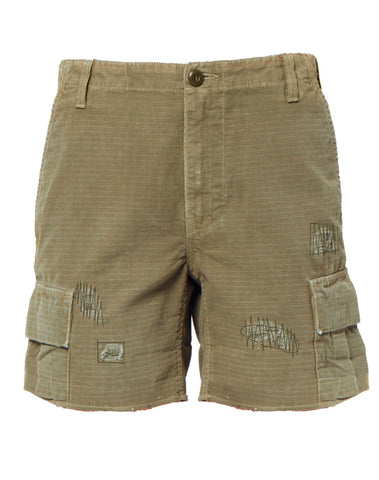 Cargo Short - Army Green