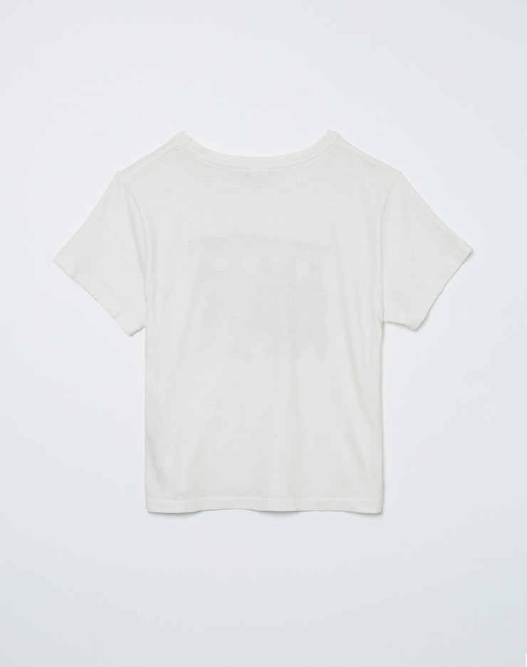 "Classic ""Frontliners"" Tee - Vintage White"