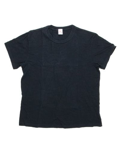 Heritage Cotton Girlfriend Tee | Worn Black | 024-2WGFT | 1