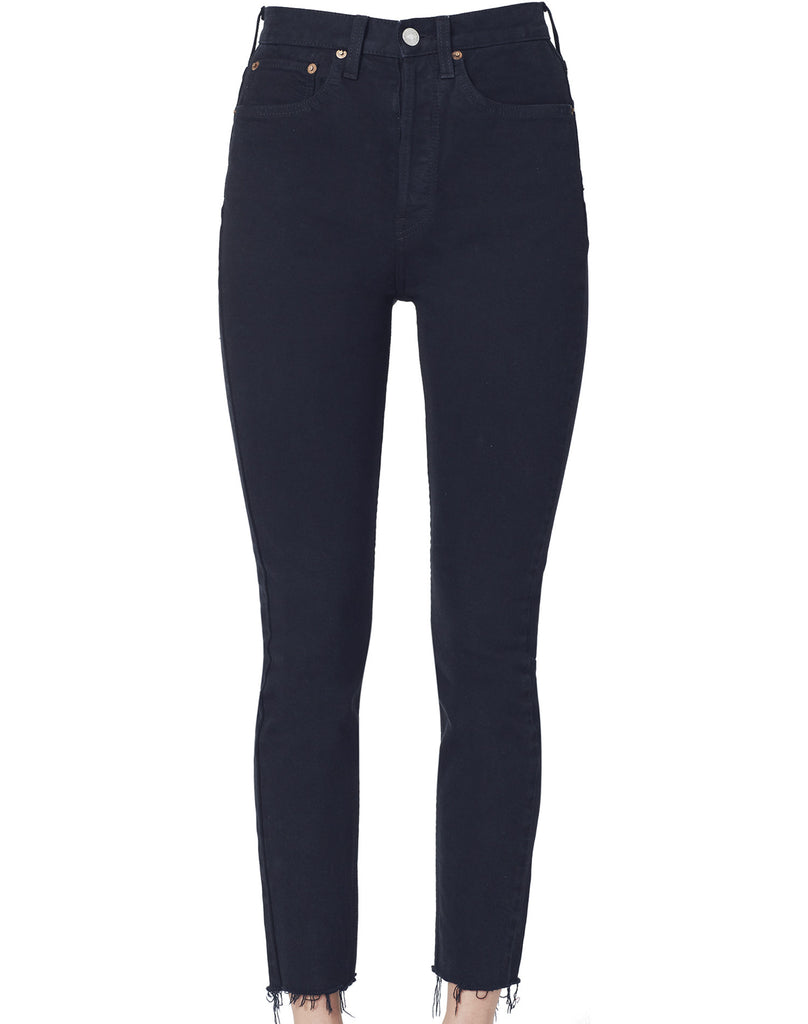 Originals High-Rise Ankle Cropped Jeans Re/Done Outlet Store Sale Online Huge Surprise Outlet Where To Buy Cheap Big Discount Extremely Cheap Online azIMBs