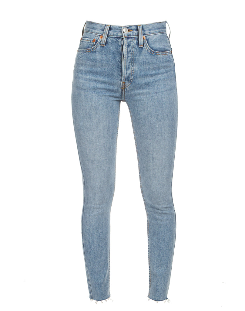 Originals High Rise Ankle Crop. - size 24 (also in 25,26,27,28,29,30) Re/Done