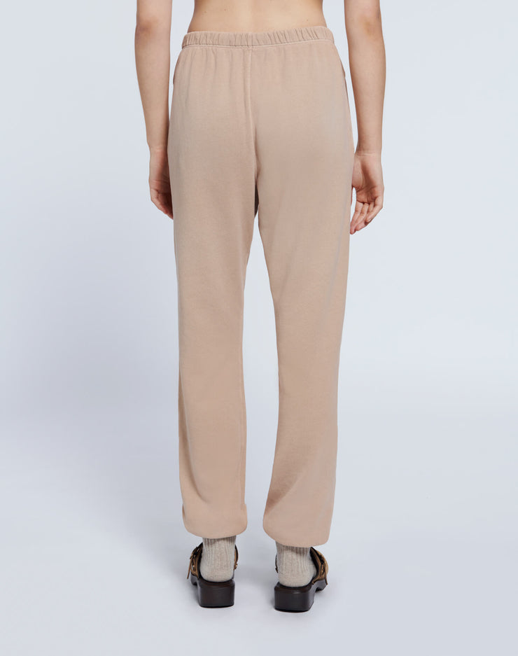 80s Sweatpant - Faded Khaki